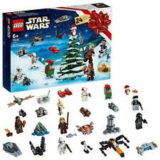 LEGO 75245 Star Wars Advent Calendar 2019 Christmas Countdown Multicoloured