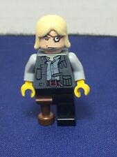 Lego Harry Potter Mad Eye Moody Minifigure. Not Correct Legs.