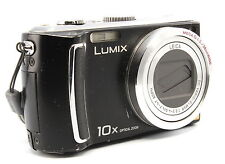 Panasonic LUMIX DMC-TZ25 4.0MP Digital Camera with LEICA 10X Zoom Lens FOR Parts
