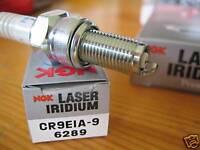 4x NGK IRIDIUM Zündkerzen Set CR9EIA-9 Suzuki GSX-R 1000, K7-K9, L0-L5, 6289