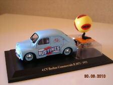RENAULT 4 CV BERLINE COMMERCIALE RUSTINES TYPE R 2071 de 1951 ~  NEUF
