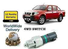 FOR NISSAN NAVARA D40 2.5 3.0 2005--> 4x4 FOUR WHEEL 4WD DRIVE SWITCH 320068S01A