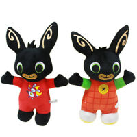 "14"" Bunny Bing rabbit Plush Christmas gift toy Cartoon Selling Doll A1"