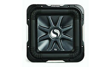 "Kicker Refurbished 11S15L7D4 Car Audio Solo Baric 15"" L7 Dual 4 Ohm 2000W Sub"