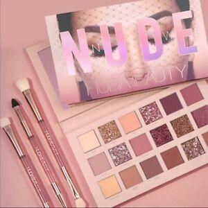 Original Huda Beauty New Nude Ombretto  Palette 18 colori waterproof
