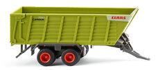 WIKING 1:87 CLAAS 750 Cargos Ladewagen Anhänger grün 08/2017 #038199 NEU/OVP