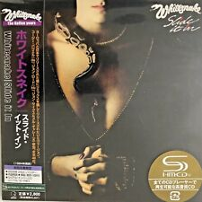 Whitesnake - Slide it in(SHM-CD.jp mini LP UICY-93463)
