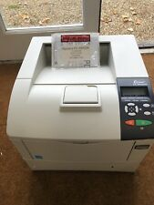 KYOCERA FS -3900DN PRINTER XLN777 598 226 PAGES ONLY!!!  £175+VAT