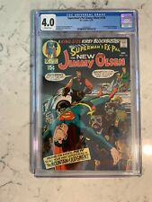 Superman's Pal Jimmy Olsen #134 CGC 4.0 DC Comics 1970 Kirby 1ST APP. DARKSEID