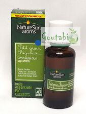 NatureSun Aroms - Petit Grain Bigarade Huile Essentielle Bio 30 ml