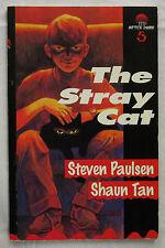 The Stray Cat Steven Paulsen & Shaun Tan 1st Ed SC 1996 After Dark Series Scarce