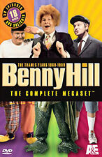 Benny Hill: The Complete & Unadulterated Megaset 1969-1989, DVD, Benny Hill, , E