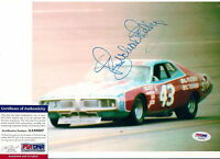 RICHARD PETTY signed RACERS EDGE PSA COA 8x10 HALL OF FAME photo *FREE SHIPPING*