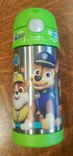 Thermos 12 Ounce Paw Patrol FUNtainer Bottle - Green