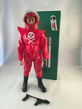 Aventure Joe Space Pirate Red Group Action Joe Vintage Action Man Palitoy Team