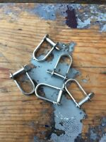 Sailing Dinghy Stainless Steel Shackles X 5 Marine 13