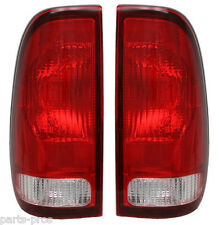 New Replacement Taillight Assembly PAIR / FOR FORD F150 F250 & F350 TRUCK