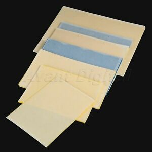 Flying Insect Catchers Papers Hanging Double Sided Sticky Traps Glue Board 10pcs