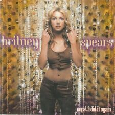 Oops! I Did It Again de Britney Spears (2003) Album