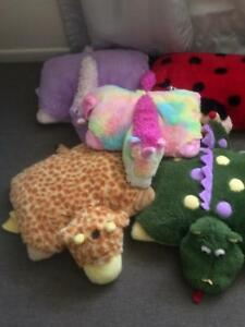 Pillow pets - stuffed toy animal pillows