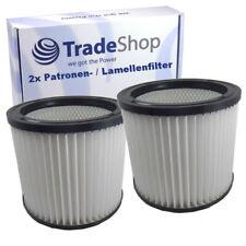 2x Rund-Filter Patronenfilter  für FAM Aquavac Tarrington House WVC3500