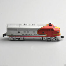 SANTA FE Classic Series Long Train Toy 1/160 scale Diecast Locomotive Model