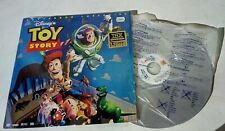 TOY Story - Disney - Letterbox Laser Disc Movie 1995 - RARE!