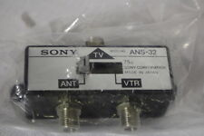 New SONY ANS-32 75 ohm Splitter Switch TV ANT/VTR
