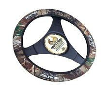 Realtree Camo Steering Wheel Cover, Neoprene Camouflage Auto Car Truck