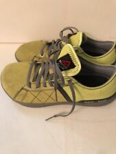 Reebok Crossfit Green Running Shoes Sz 8.5 Exc