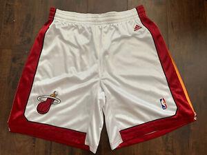 Miami Heat Basketball Short Jeunesse Street Mode Mesh Respirant Basketball Short Short de Sport Casual S-2XL