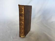 Histoire Natürliche - und Particuliere pro M von Buffon Band 4 1769 C1189