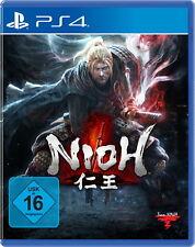 Nioh (Sony PlayStation 4, 2017)