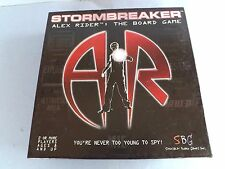 """STORMBREAKER""-SPY BOARD GAME-ALEX RIDER, By SBG GAMES,100% COMPLETE,2000s,NICE!"