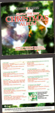 Music CD,  Classical Christmas Album, Silent Night, In Dulci Jubilo, Holy Night