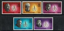 Montserrat 1968 Human Rights SG204/8 MLH
