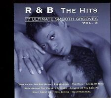 R & B - The Hits / 17 Ultimate Smooth Grooves Vol.3