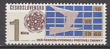 CZECHOSLOVAKIA 1969**MNH SC# 1663 Stamp Day 1968