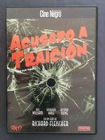 DVD ACUSADO A TRAICIÓN Bill Williams Barbara Hale Richar Quine RICHARD FLEISCHER
