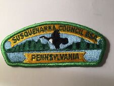 MINT CSP Susquehanna Council S-6