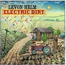 1 CENT CD Electric Dirt - Levon Helm