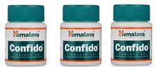 3x CONFIDO - Troubles de l'érection, éjaculation précoce - 180 comprimés
