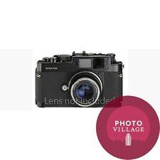 Voigtlander Bessa R2M Black 35mm Film Rangefinder Camera NEW USA