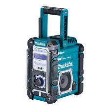Makita Akku Baustellenradio Radio DMR112 7,2 V - 18 V 4,9 W mit DAB + Bluetooth