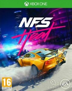 NFS Heat Need For Speed XBOX ONE NEW SEALED *SAME-DAY DISPATCH*