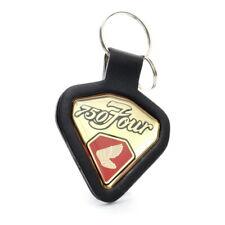 Honda CB 750 Four K1 Schlüsselanhänger Emblem Rot Leder Key Fob Chain CB750 SOHC