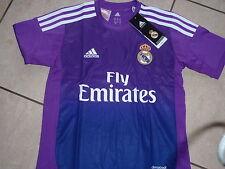 Adidas nuevo camiseta real madrid portero tamaño 164 cm lila wunschflock posible