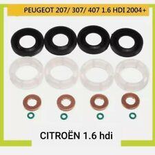 Kit Joint Injecteur 1.6 Hdi Peugeot 206 207 307 308 407 CITROËN MINI COOPER FORD