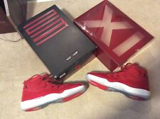 Air Jordan Retro 11 Gym Red Win Like 96 Size 18