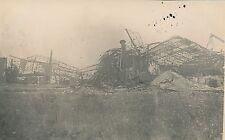 Guerre WW1 14-18 - Carte Photo Chauny  Ruines  Aisne - GV83